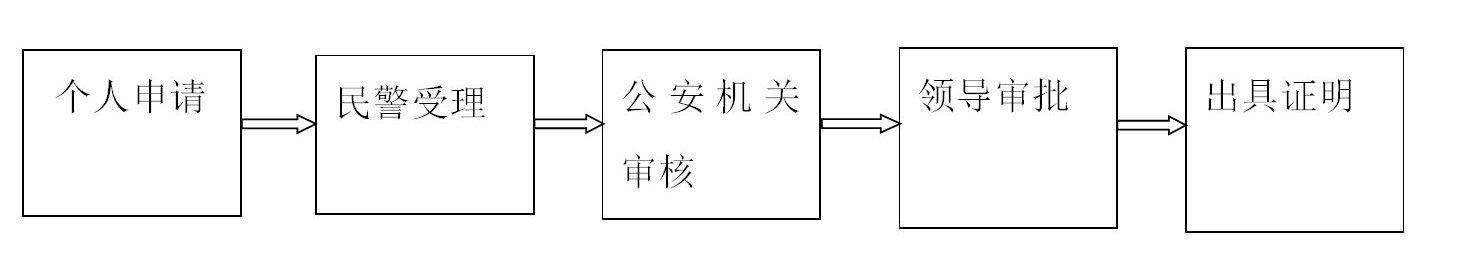 2020年,中国国内无犯罪纪录证明怎么办?(全),中国公证处海外服务中心