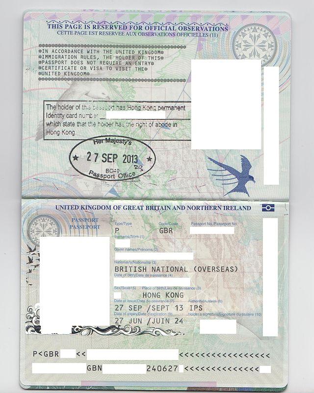 Am I a British citizen overseas or just a UK British citizen? - Travel Stack Exchange